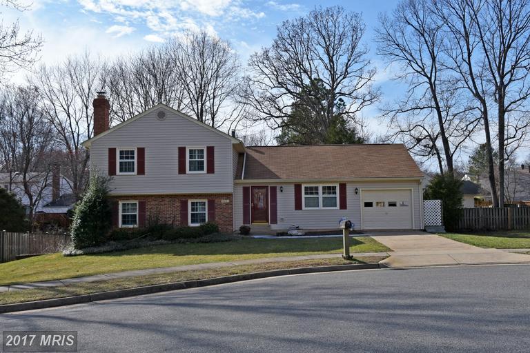 houses at 10033 Wheatfield Ct, Fairfax 22032