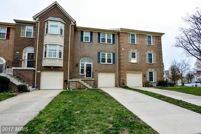 townhouses at 6636 Haltwhistle Ln, Alexandria 22315