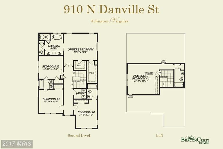 910 N Danville, Arlington, VA 22201