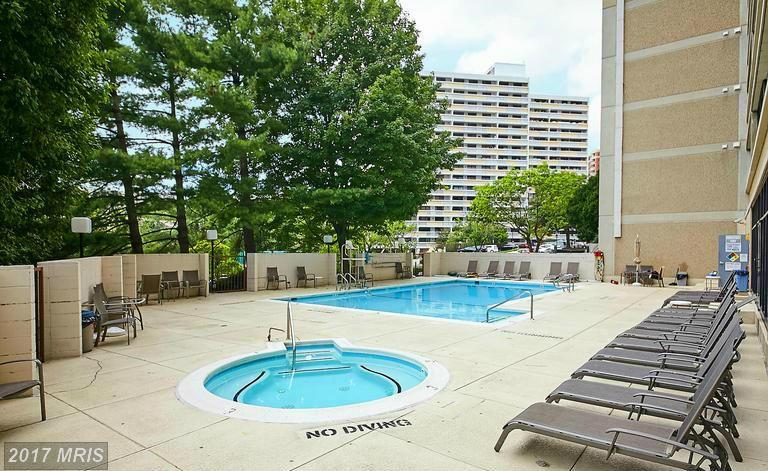high-rise condos at 5911 Edsall Rd #1005, Alexandria 22304