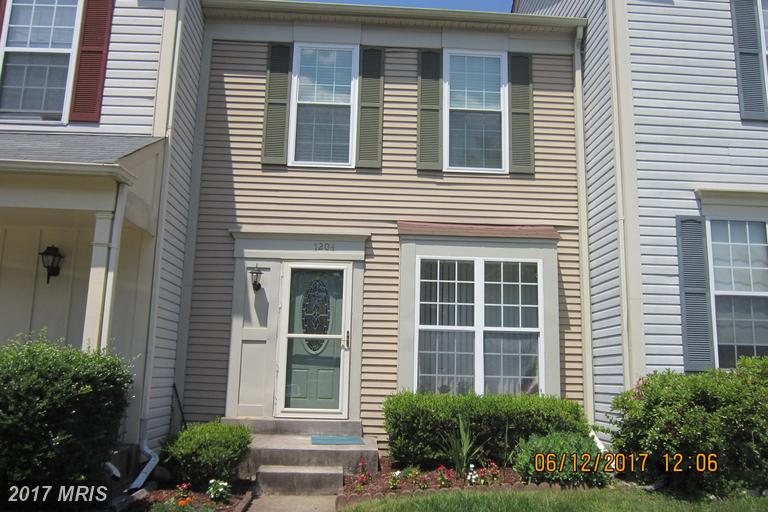 townhouses at 7204 Stover Ct, Alexandria 22306