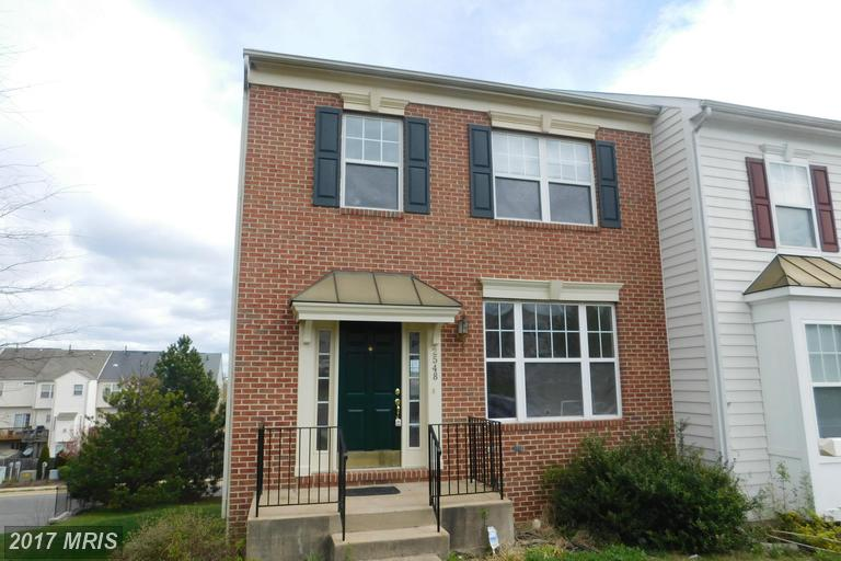 townhouses at 2548 Miranda Ct, Woodbridge 22191