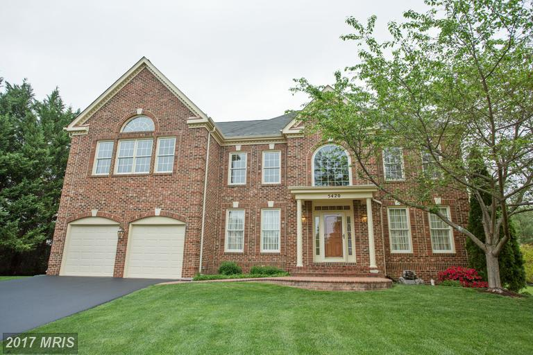 5420 Grist Mill Woods Way, Alexandria, VA 22309