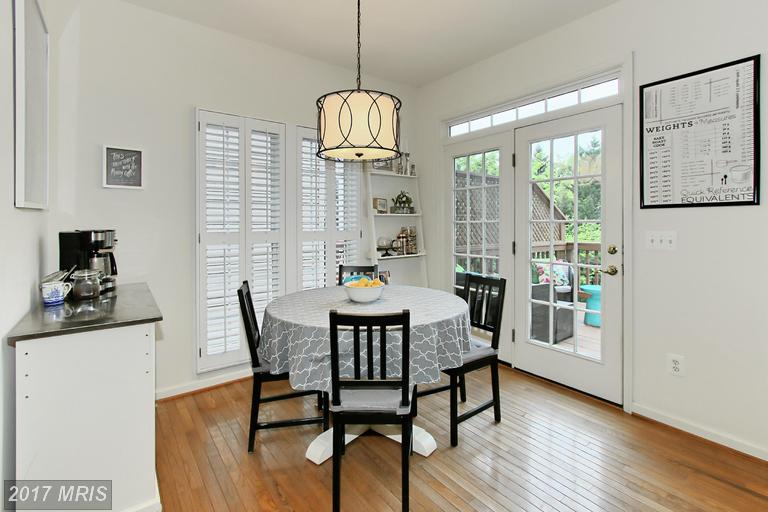 townhouses at 5050 Grimm Dr, Alexandria 22304