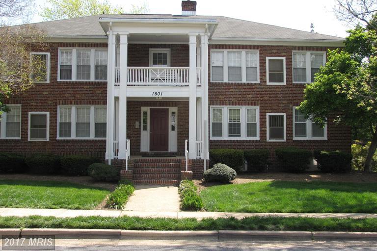 1801 Dewitt Ave #E