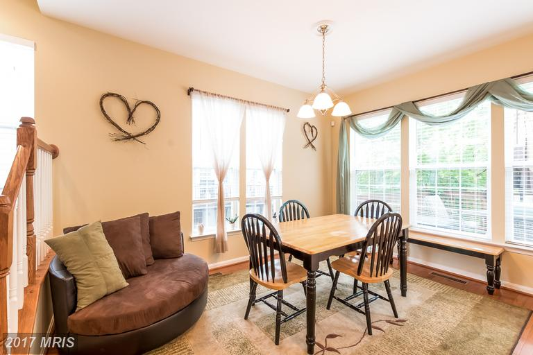 townhouses at 8583 Wyngate Manor Ct, Alexandria 22309
