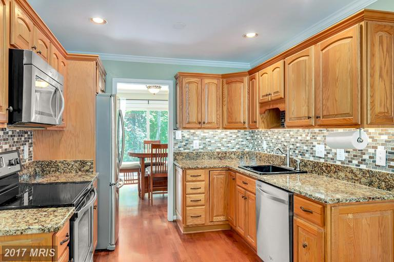 houses at 8005 Pyracantha Ct, Springfield 22153