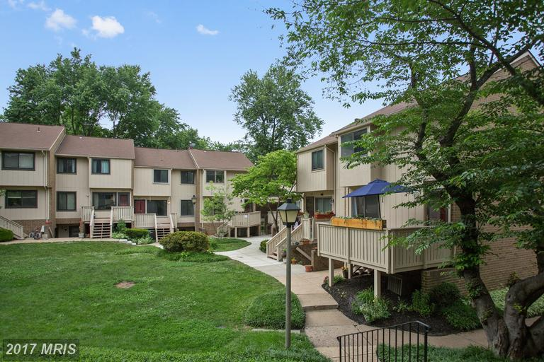 townhouses at 2676 Glengyle Dr #54, Vienna 22181