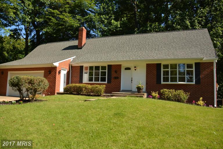 8616 Clydesdale Rd, Springfield, VA 22151