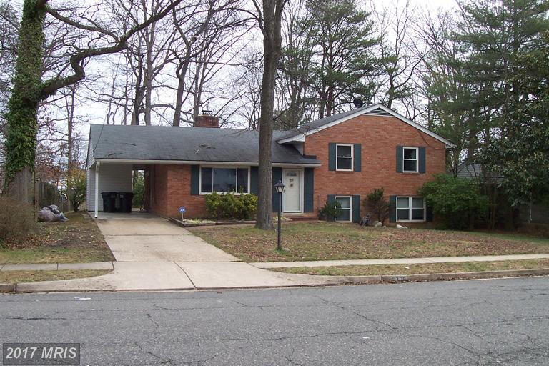 Nice Updated Split Level Home At Monticello Forest in Springfield thumbnail
