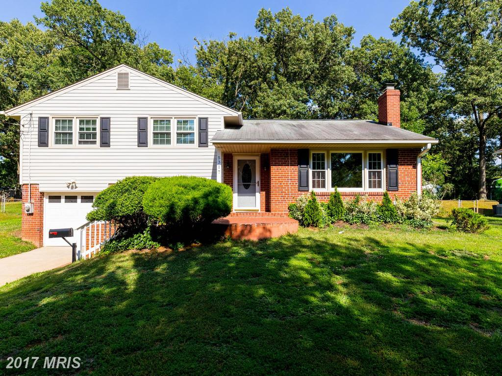 Very Charming 3 Bedroom tastefully updated Single Family Home at Edsall Park in Springfield thumbnail
