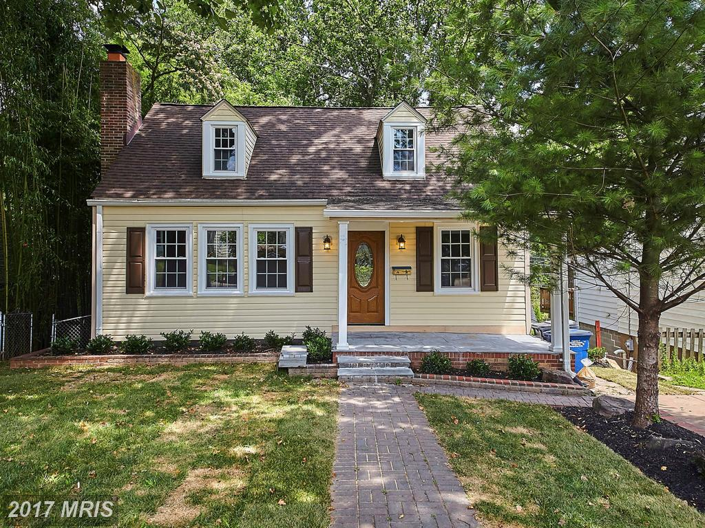 2809 Winchester Way, Falls Church, VA 22042