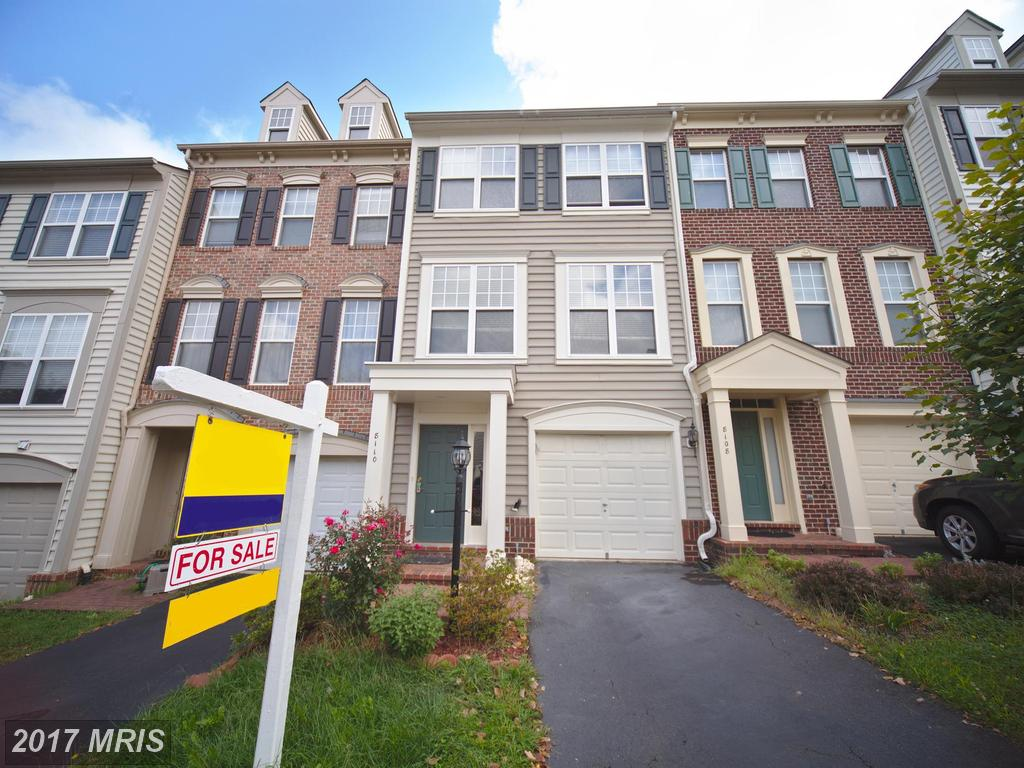 Prices And Pictures Of Townhouses From Lorton Station South In Fairfax County thumbnail