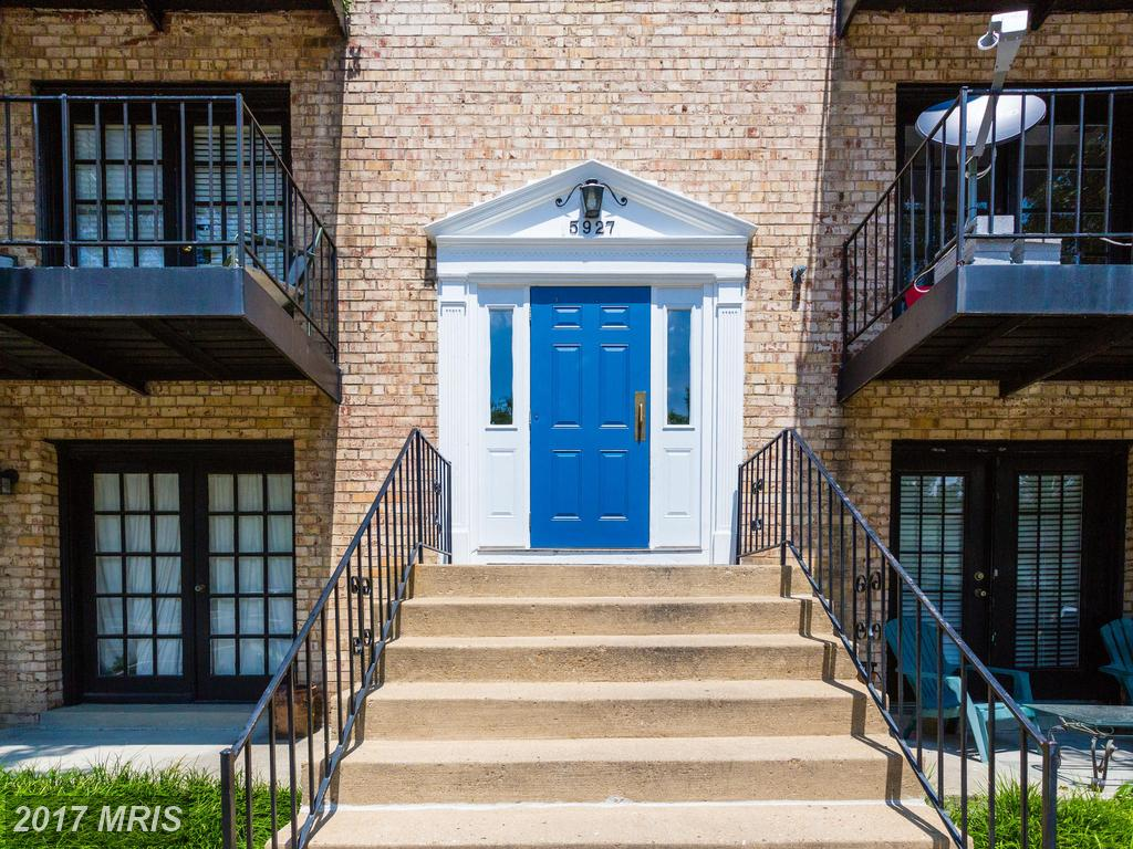 Awesome opportunity to own! Renovated ground-level unit condo at Mayflower in Alexandria thumbnail