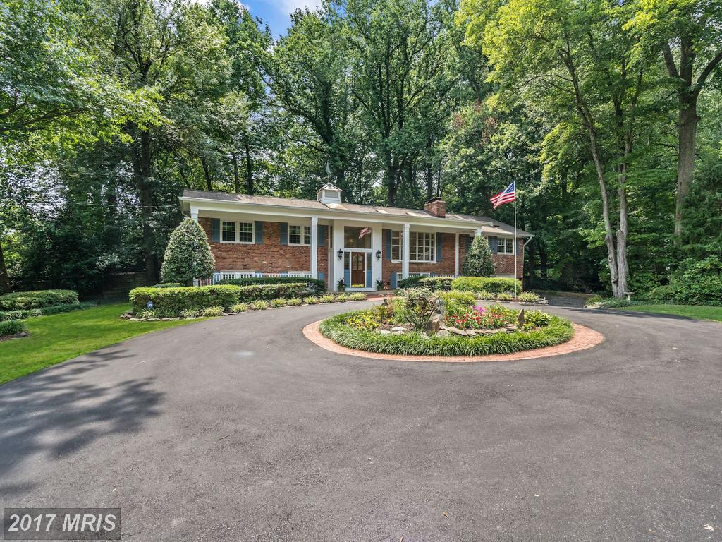 Map Of Houses For Sale In Falls Church At Falls Hill thumbnail