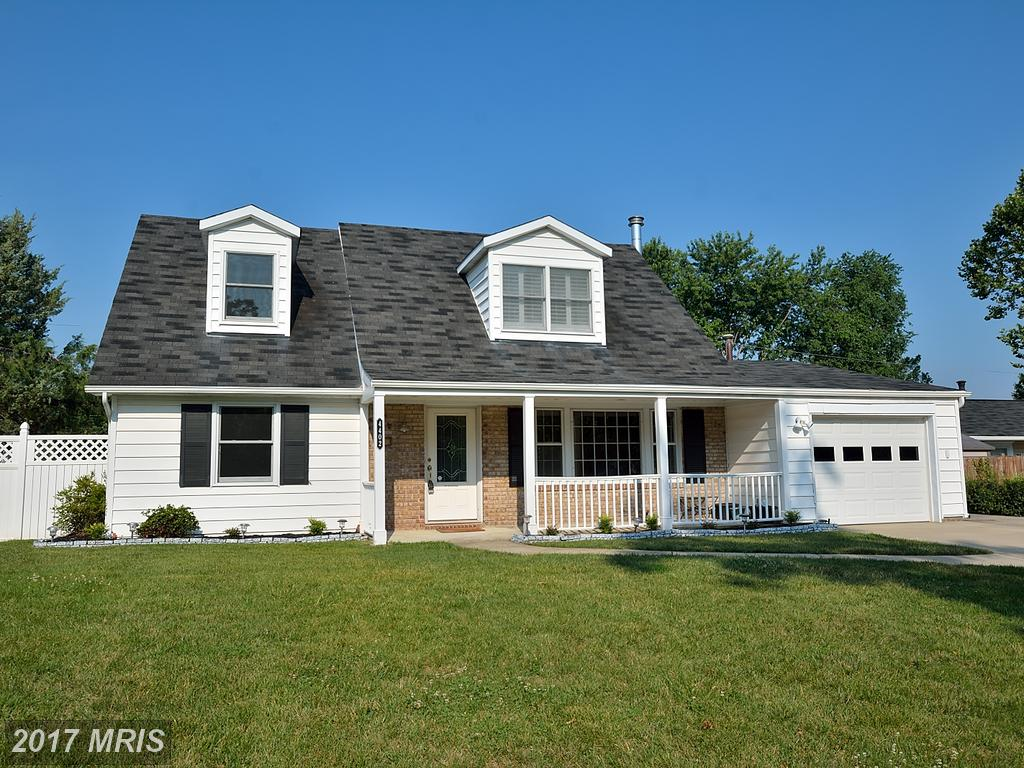 Would You Pay $525,000 For A 4 Bedroom Colonial In Fairfax? thumbnail