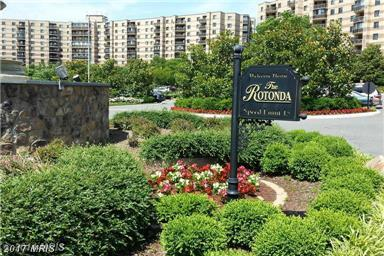 Map Of High-Rise Condos For Sale In McLean At Rotonda thumbnail