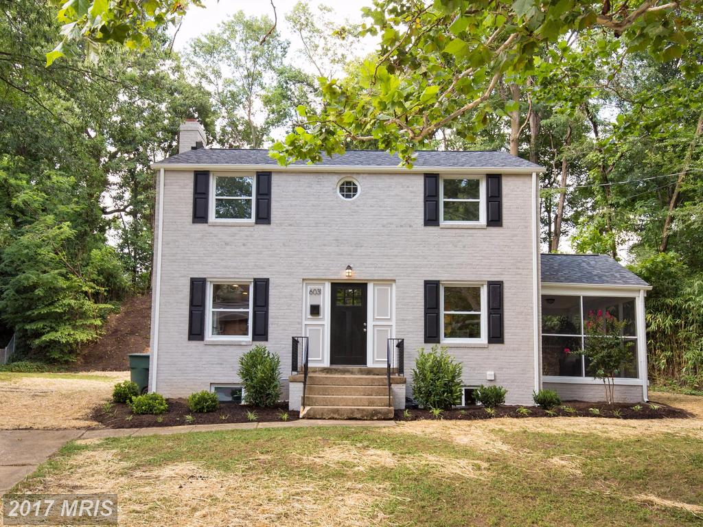 How much does a 4 bedroom house cost in fairfax county for How much does a four bedroom house cost
