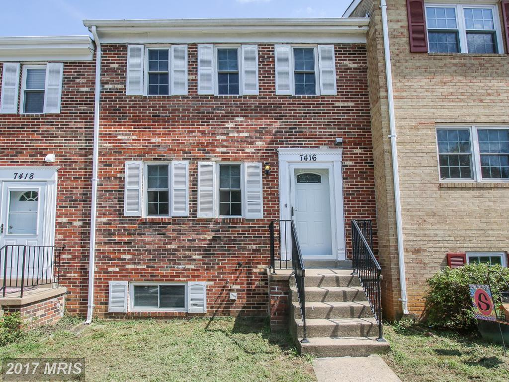 Move in condition spacious townhouse At Southgate Woods Townhous in Lorton thumbnail