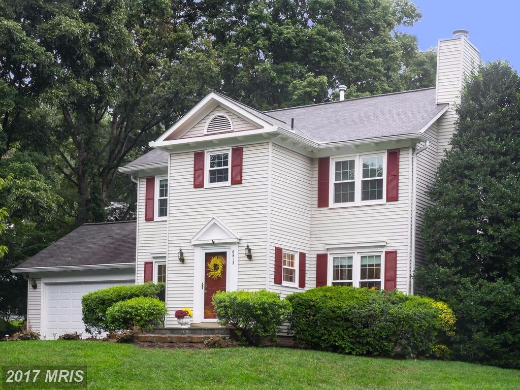 Beautifully Updated Colonial Home At Four Oaks Estates in Burke thumbnail