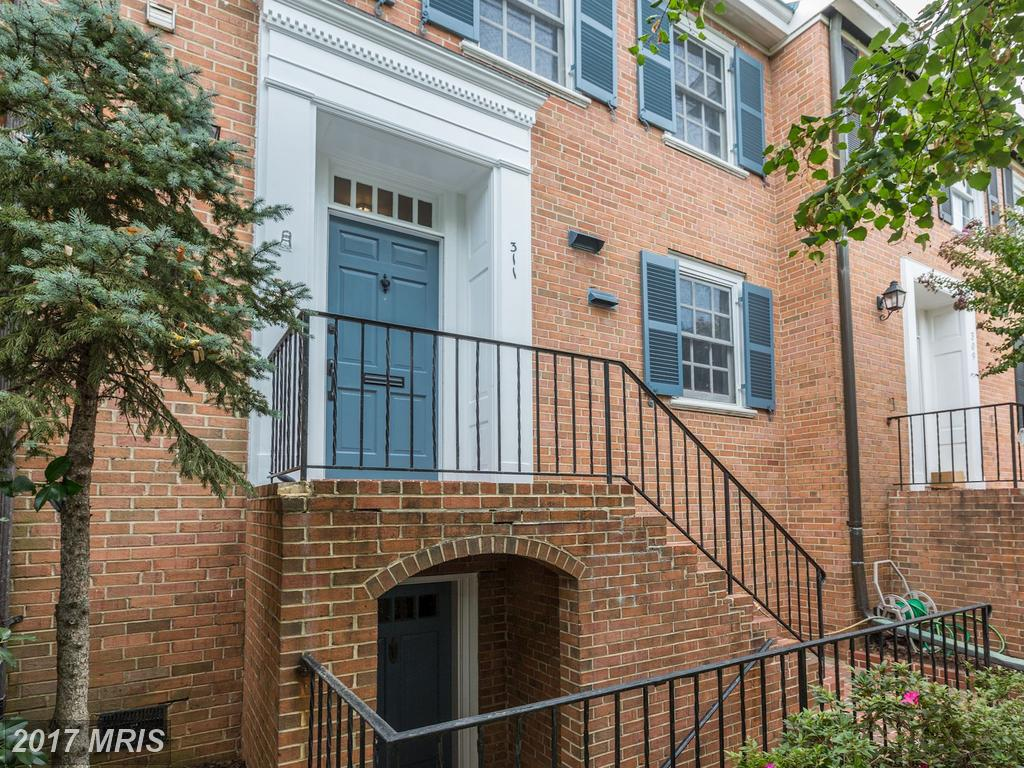 Anxious About A Purchase Price Of $950,000 For A Townhouse In Alexandria, VA? thumbnail