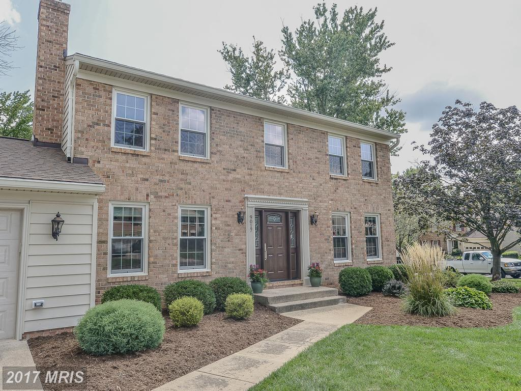 Meticulously maintained solid brick Colonial at Signal Hill in Burke thumbnail