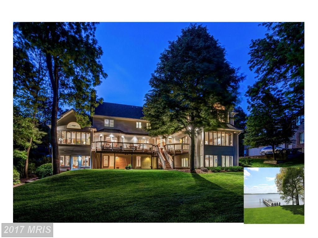 Truly the Best Value in NOVA for a wide-water Potomac River Waterfront Luxury Home ! thumbnail