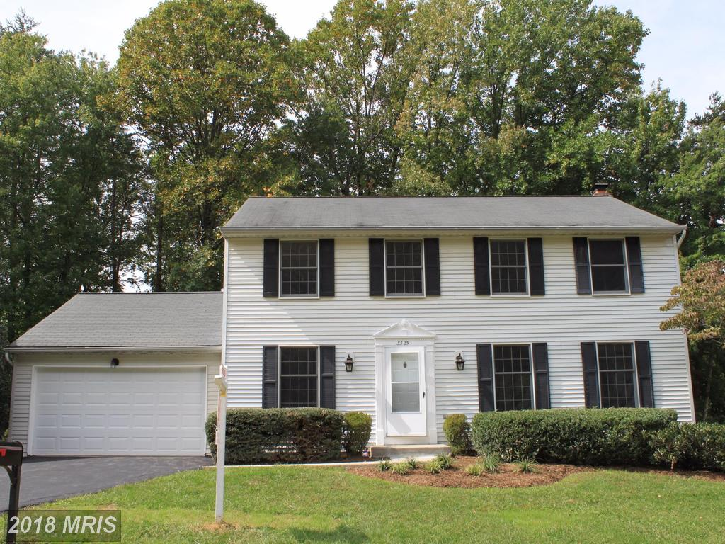 3 Level Newly Renovated Colonial with 2 car garage in Annandale at Prosperity Heights thumbnail