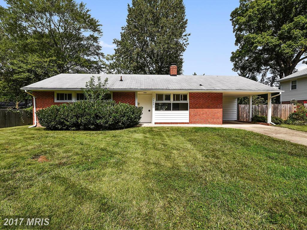 Charming Fully Renovated 3 Bedroom House in North Springfield thumbnail