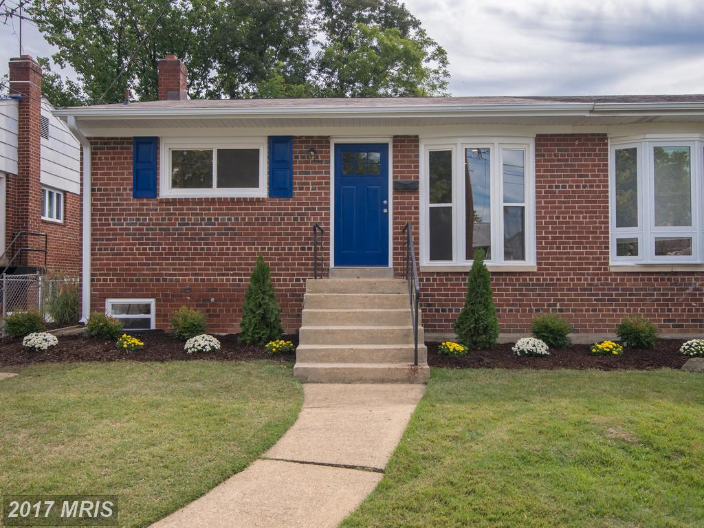 3 BR / 1 BA Semi-detached Home Listed At $419,990 In 22304 thumbnail