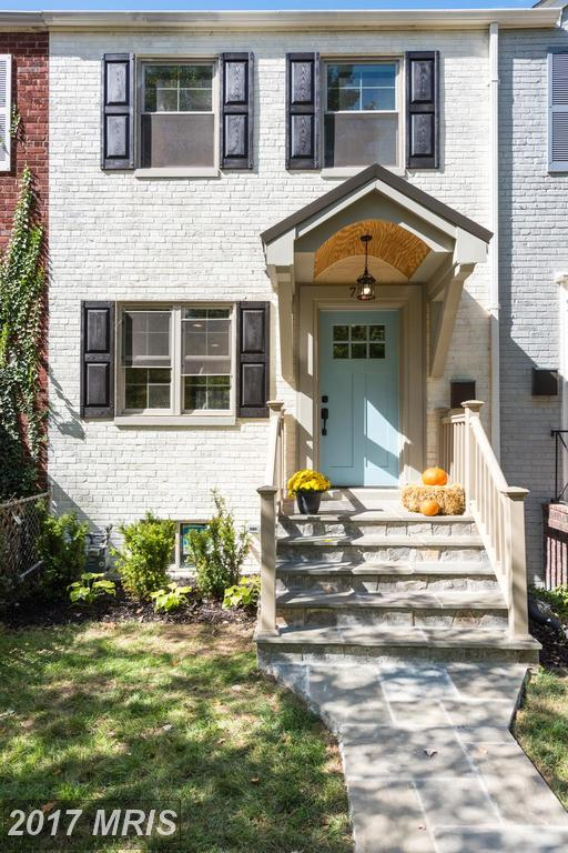 Are you wondering how much townhouse you can buy in Alexandria for around $635,000? thumbnail