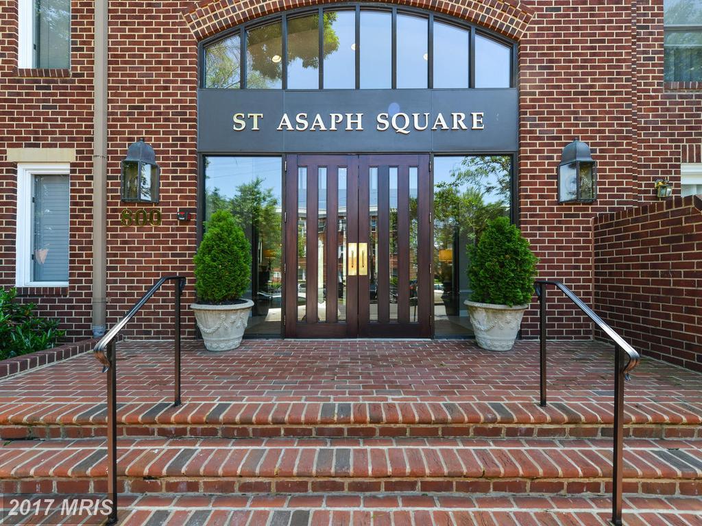 800 St Asaph St S #207