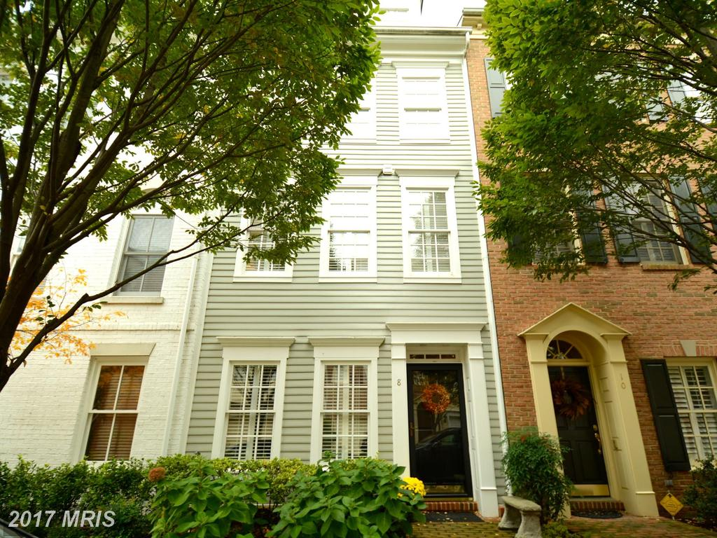How To Buy A 3-BR Townhouse Like 8 Keiths Ln In The City Of Alexandria thumbnail