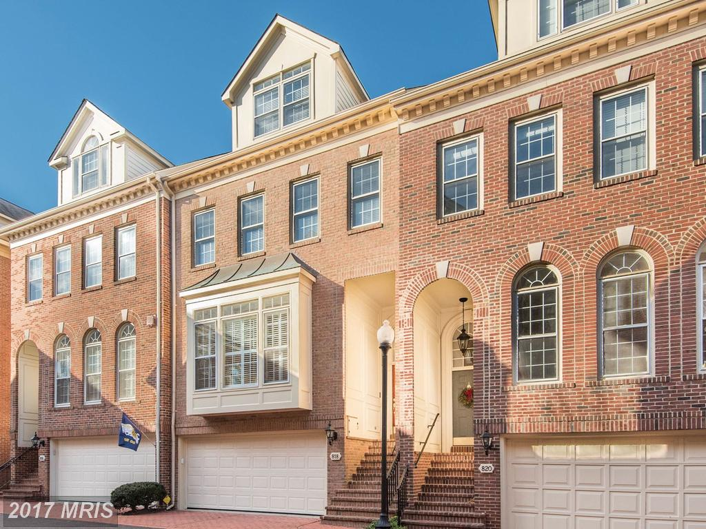 Seeking A Realtor To Help With Buying A $1,119,000 3-BR Townhouse In 22314? thumbnail