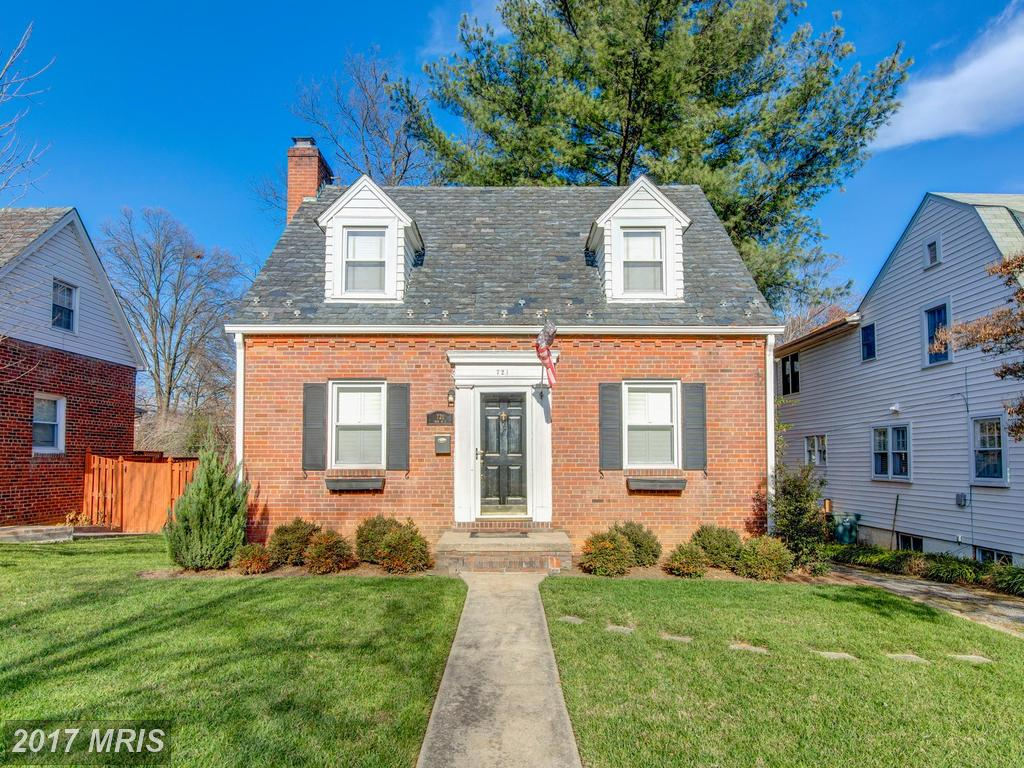 Consider A 3 BR / 2 BA Cape Cod If You Have Been Searching For A Home In Aurora Hills thumbnail