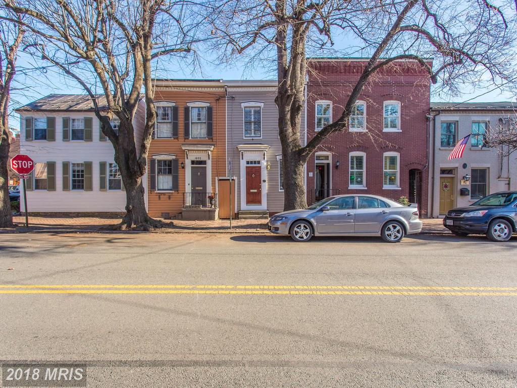 You May Want To Consider A 2 BR / 1 BA Townhouse In Old Town Alexandria thumbnail