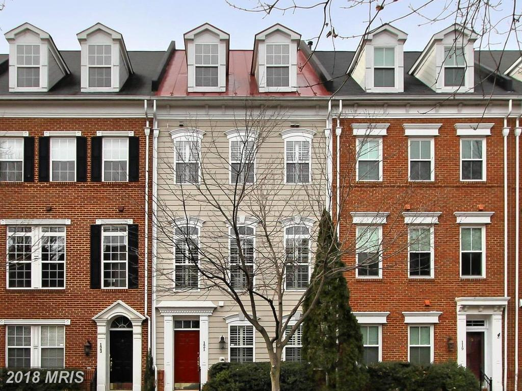 Consider Cameron Station If You've Been Searching For A Town Home In Alexandria, Virginia For $659,000 thumbnail