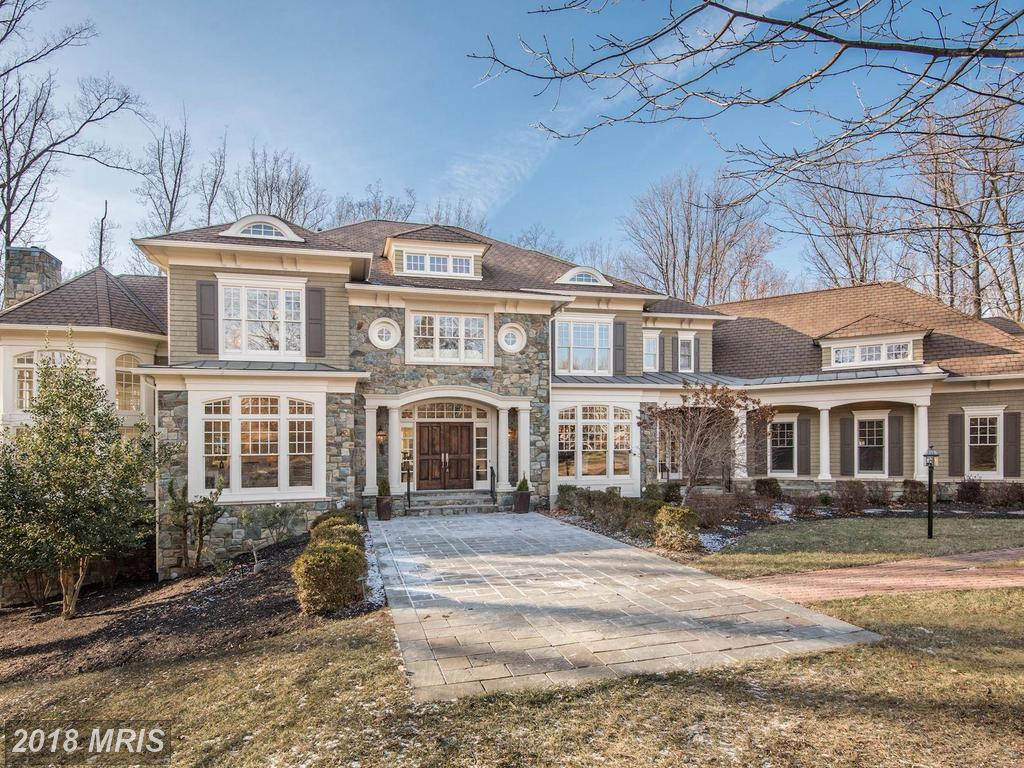 7 Beds // 7 Full Baths - 2 Half Baths // $2,799,000 In 22102 In Fairfax County At Garfield Park thumbnail