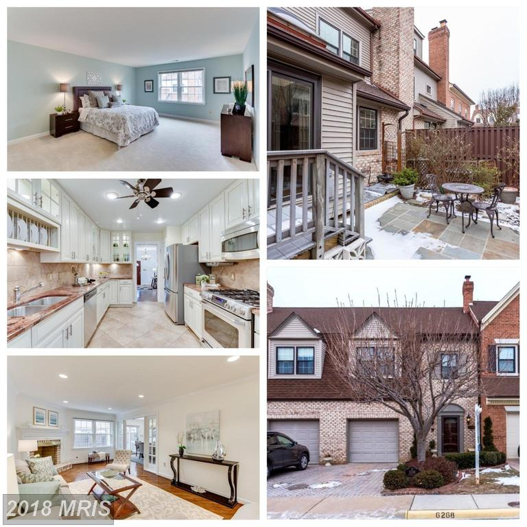 Renovated 4 Level Brick Townhouse With Garage & Elevator In 22304 thumbnail