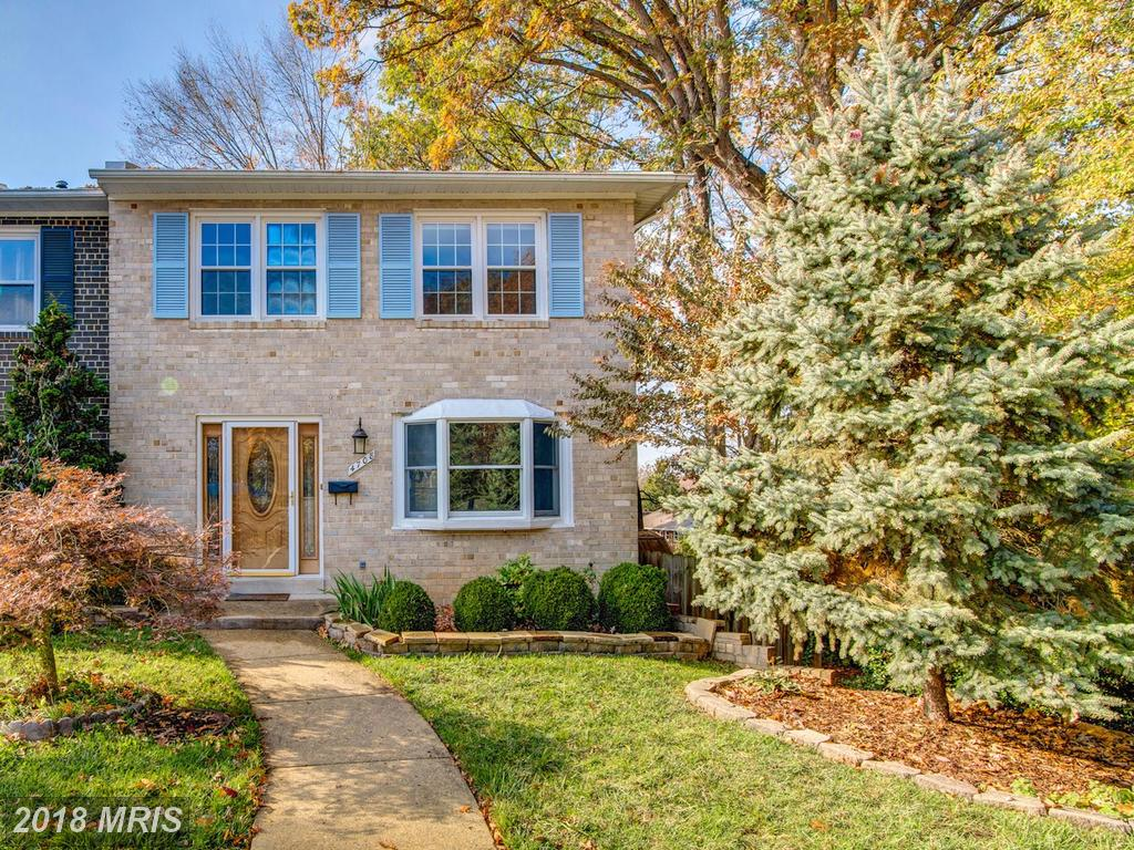 Are You Thinking Of Buying A $449,900 4-BR 2 BA Colonial Like 4708 Exeter St In Northern Virginia thumbnail