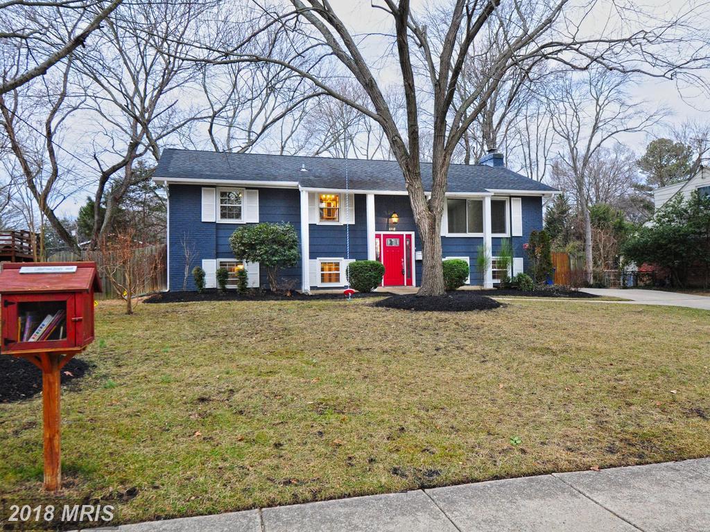 $719,000 :: 8418 Camden St Alexandria Virginia 22308 thumbnail