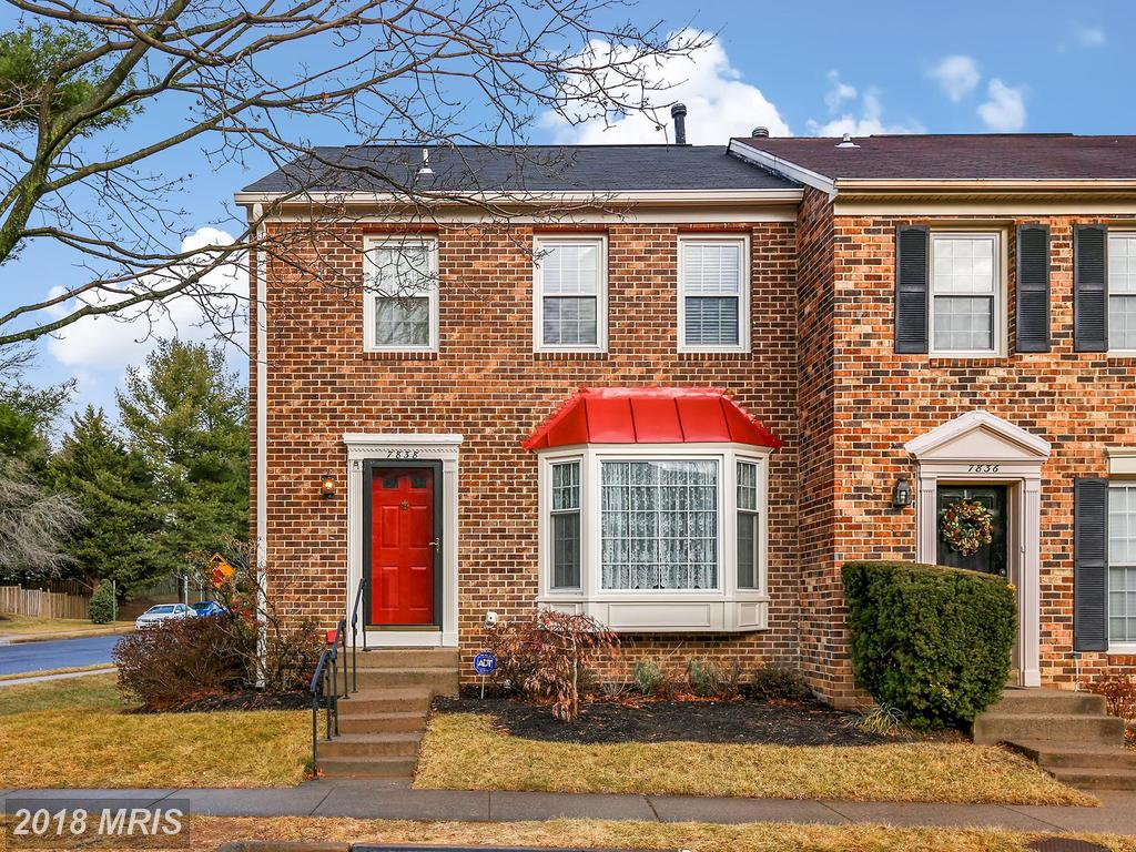 Townhouses That Have Sold At Lafayette Village In Annandale thumbnail