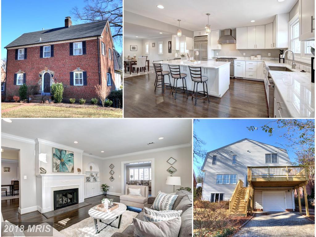 Listed Houses 02/01/2018: Less Than $1.3 Million In Arlington Virginia thumbnail