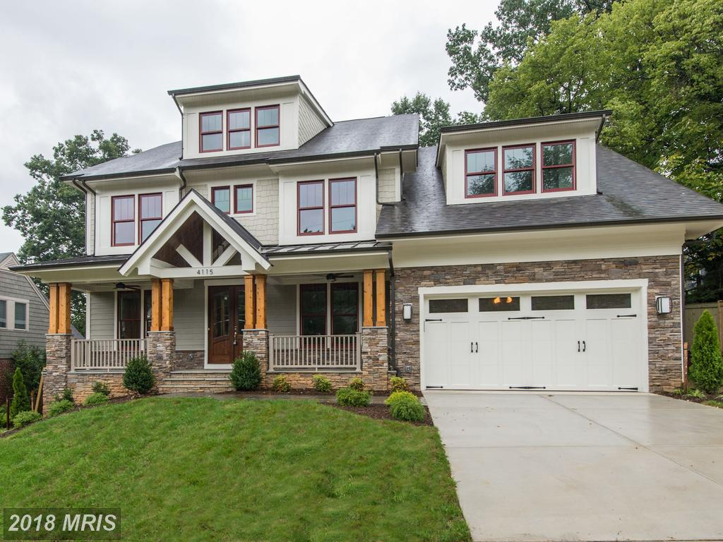 Reasons To Appreciate A Craftsman-Style House Like 4115 34th St N In Arlington, Virginia thumbnail