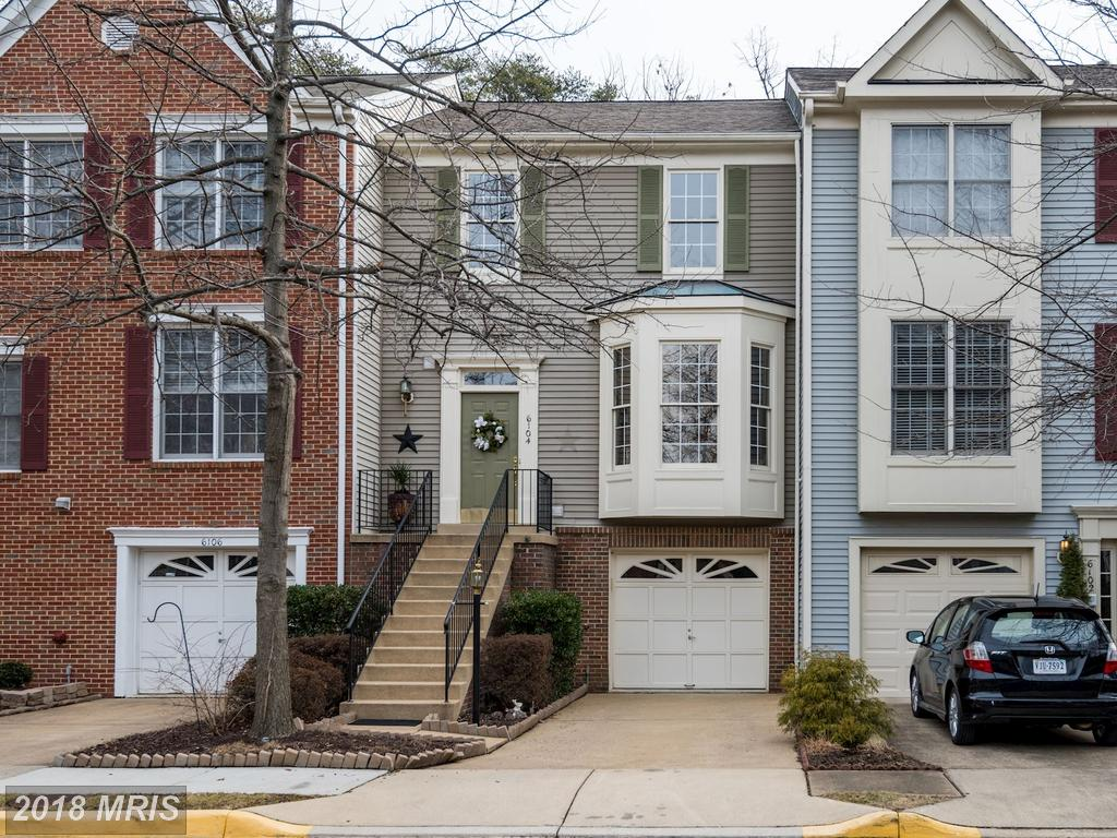 3 BR / 2 BA Townhouse Listed For Sale At $499,000 In 22310 In Fairfax County thumbnail