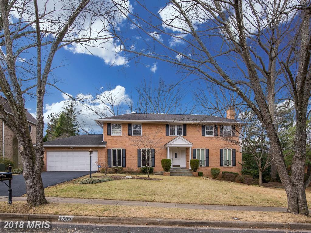 1509 Highwood Dr, McLean, VA 22101