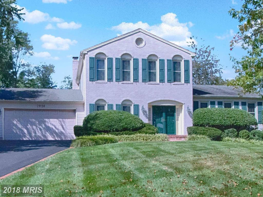 Can You Be Thoughtful When Purchasing A $595,000 Colonial House Like 7928 Lake Pleasant Dr In 22153? thumbnail