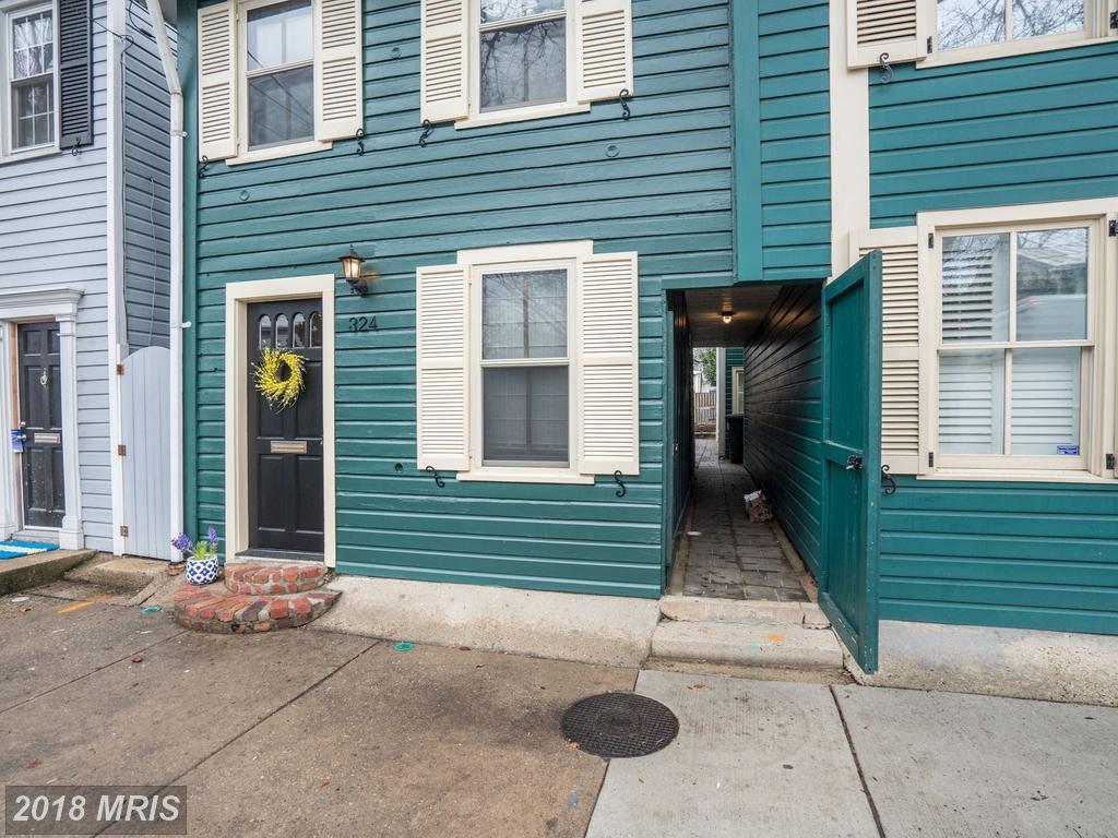 324 N Patrick St, Alexandria, VA 22314