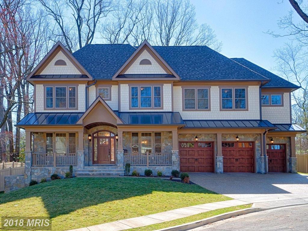 Steps To Acquire A $2,447,000, 7 Bedroom Craftsman-style Home In Arlington, Virginia thumbnail