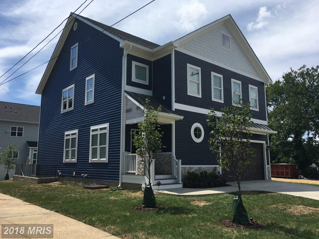5-bedroom Craftsman-style One-Of-A-Kind Home Listed In Alexandria Virginia thumbnail